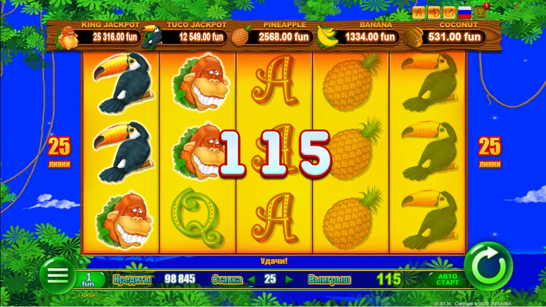 Monkey Jackpot free slot