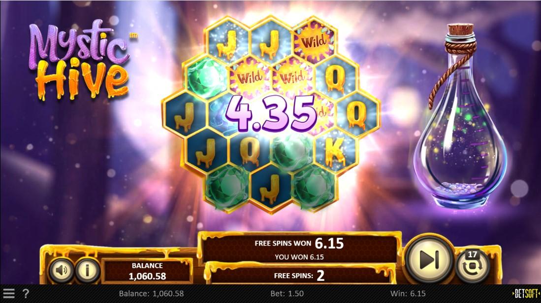 Mystic Hive онлайн слот