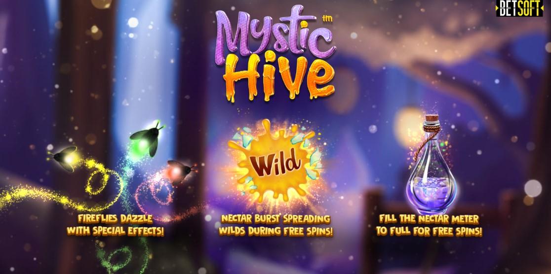 Играть Mystic Hive бесплатно