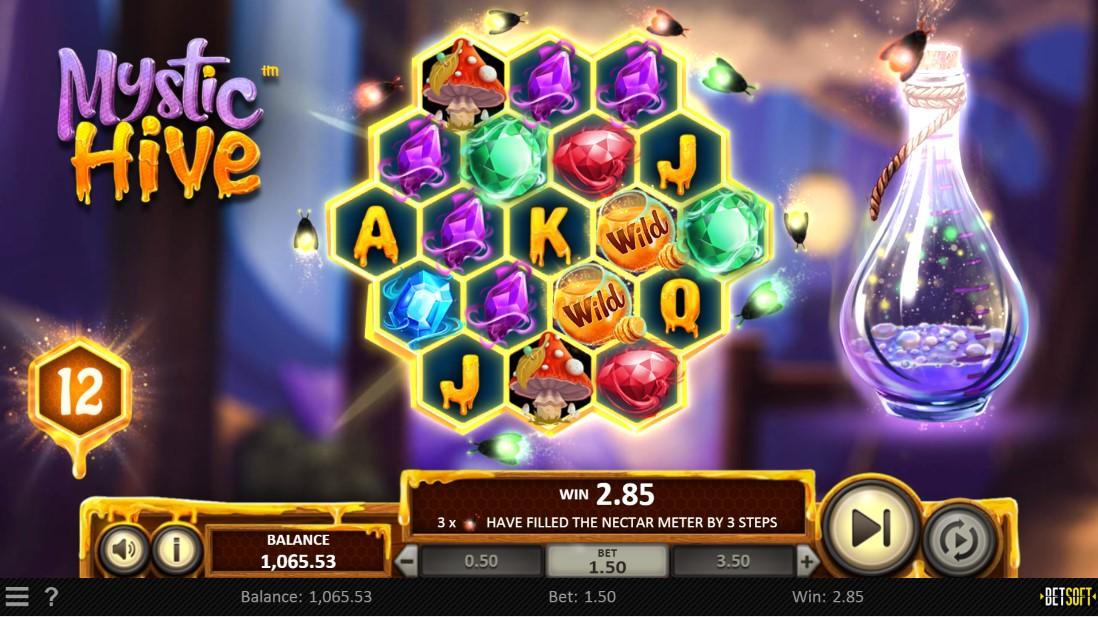 Mystic Hive free slot
