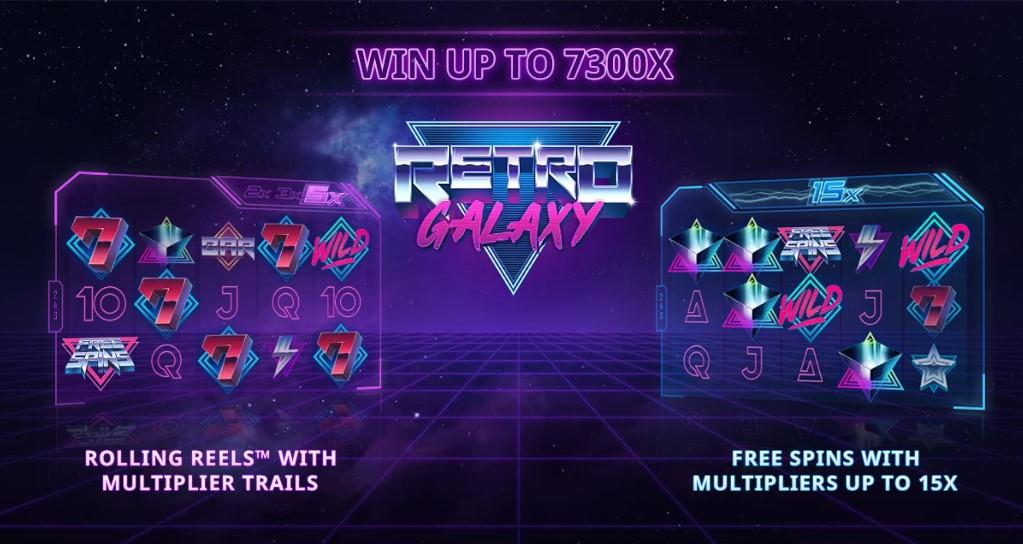 Играть Retro Galaxy бесплатно