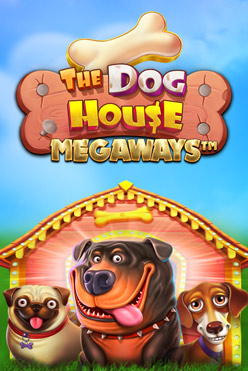 Играть The Dog House Megaways онлайн