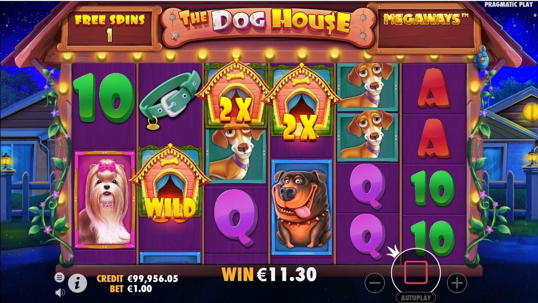 The Dog House Megaways игровой автомат