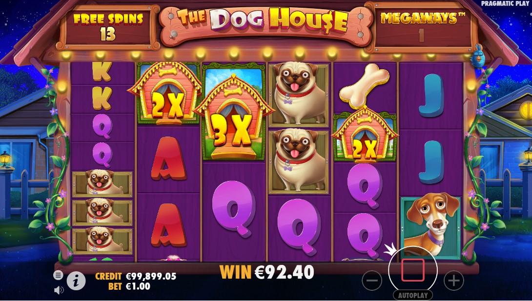 The Dog House Megaways онлайн слот