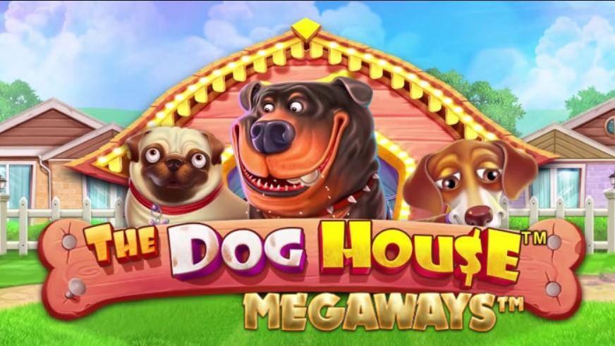 Играть The Dog House Megaways бесплатно