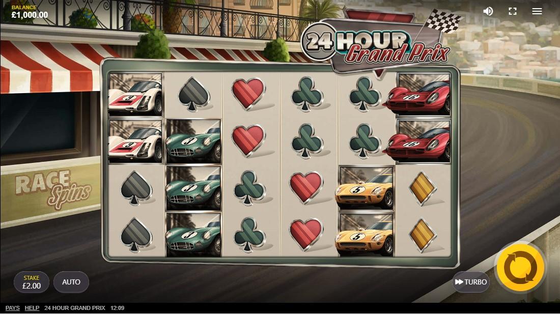 24 Hour Grand Prix онлайн слот