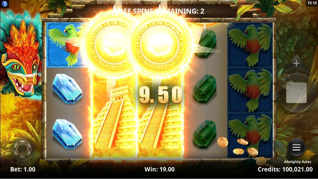 Almighty Aztec игровой автомат