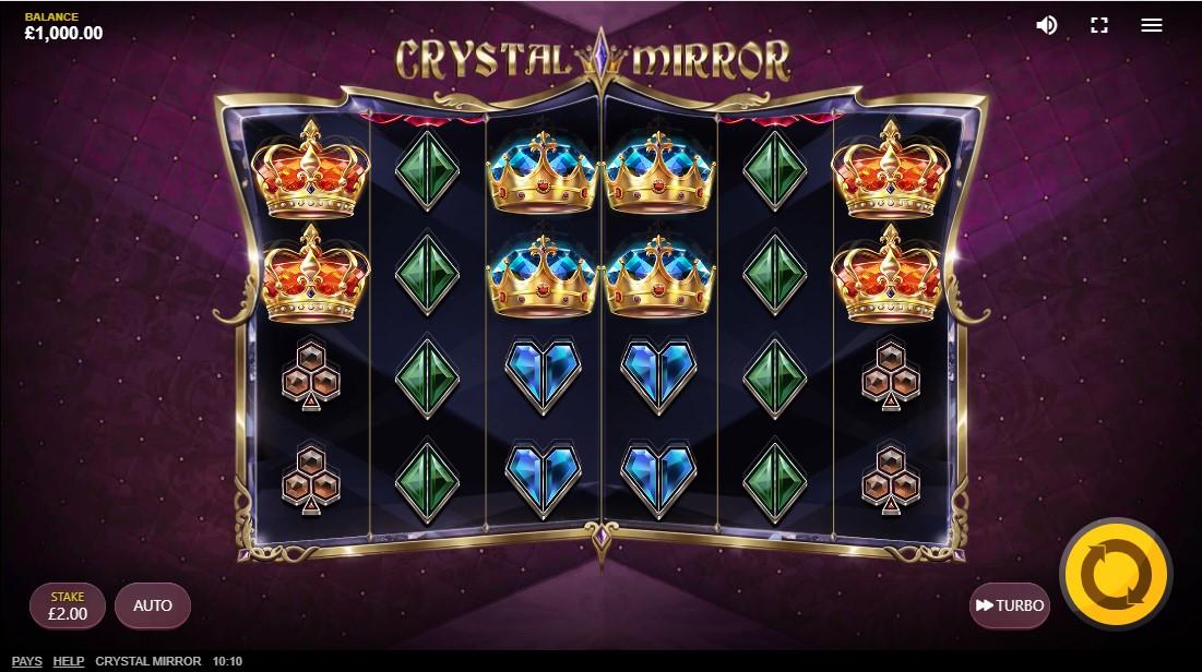 Crystal Mirror бесплатный слот