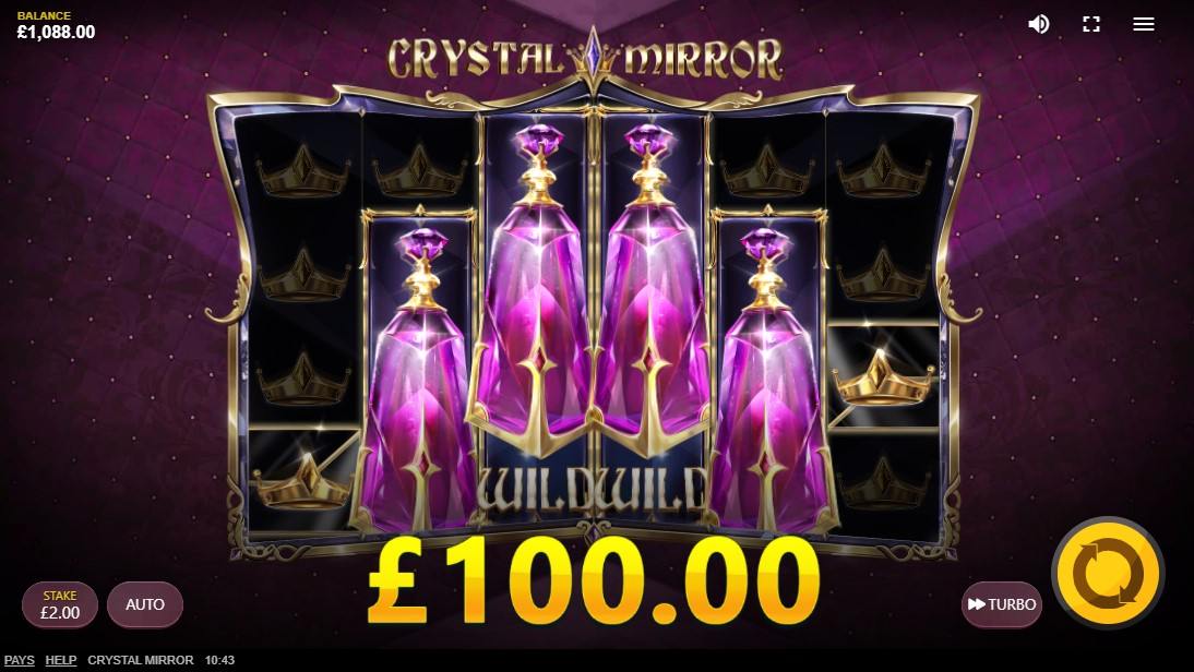 Crystal Mirror онлайн слот
