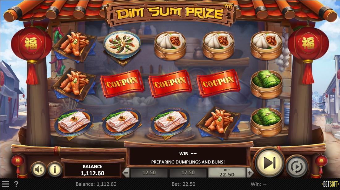 Dim Sum Prize бесплатный слот