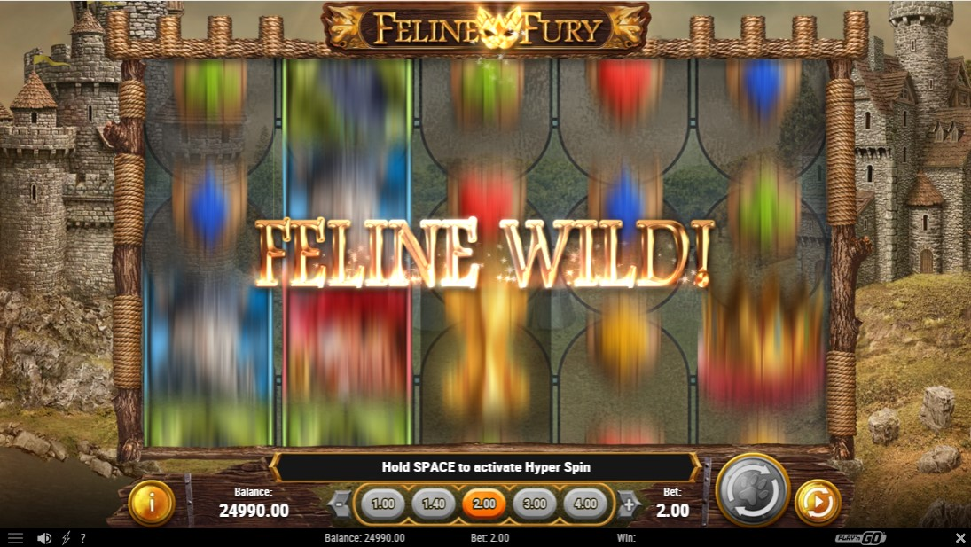 Feline Fury free slot