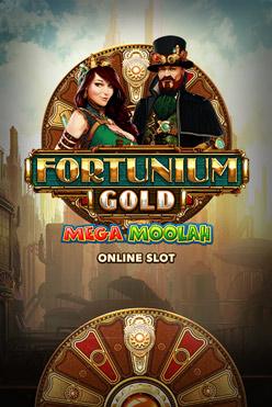 Играть Fortunium Gold Mega Moolah онлайн