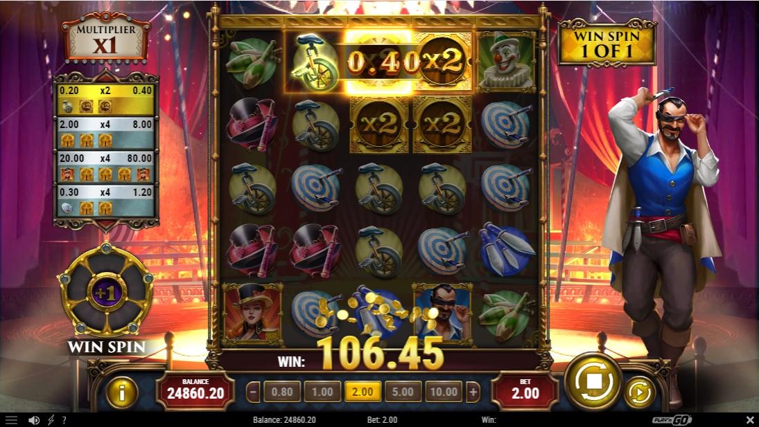 Golden Ticket 2 игровой автомат