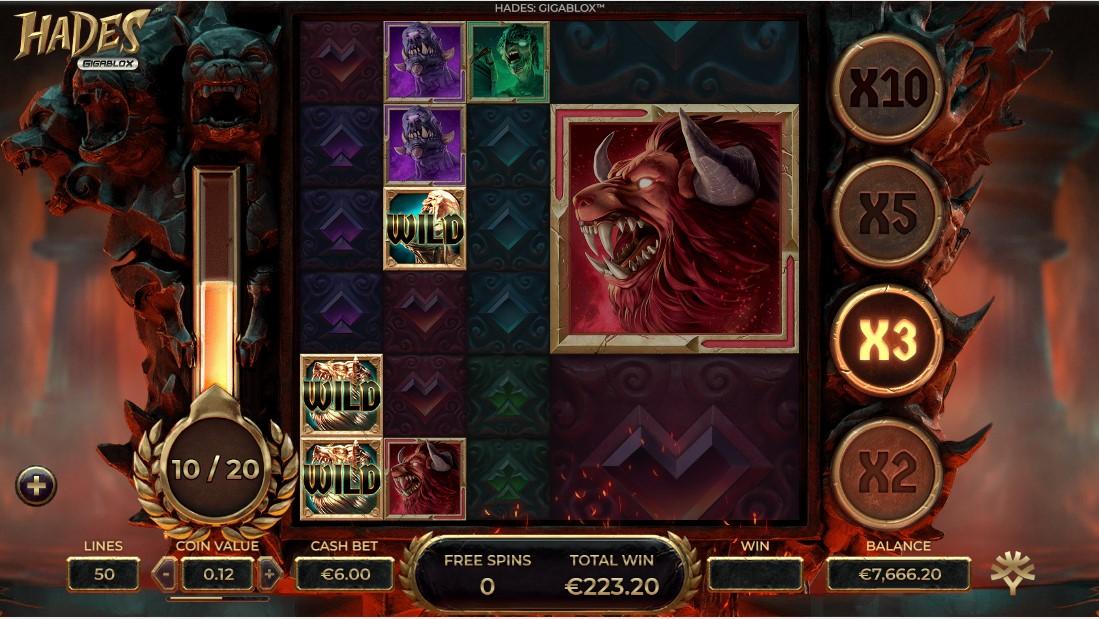 Hades-Gigabloks онлайн слот