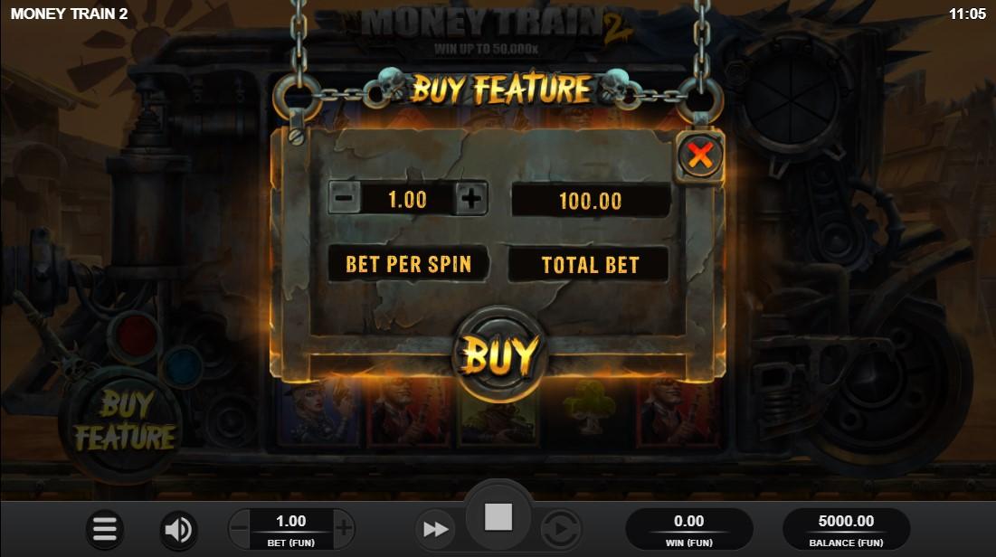 Money Train 2 игровой автомат