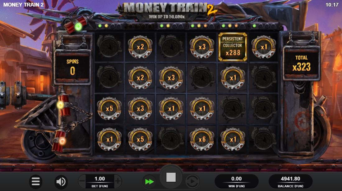 Money Train 2 онлайн слот