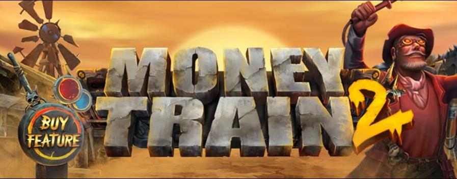 Играть Money Train 2 лого