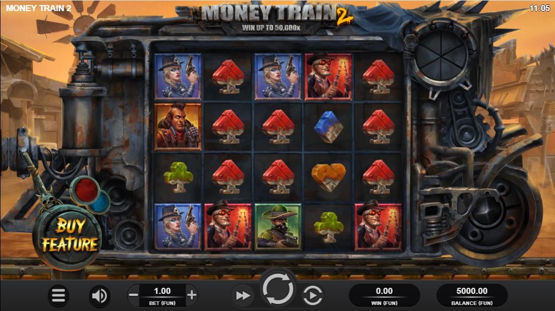 Money Train 2 free slot