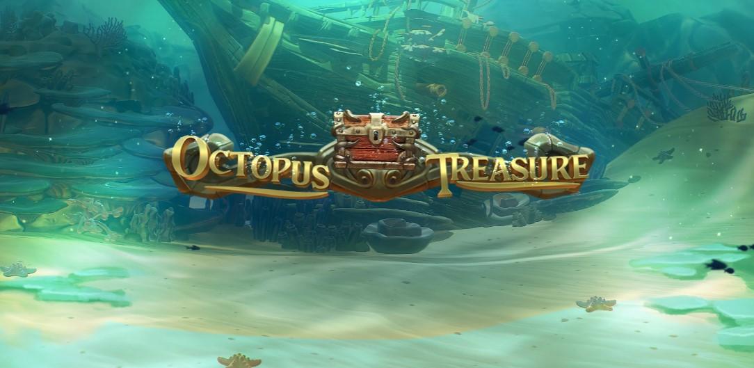 Играть Octopus Treasure бесплатно