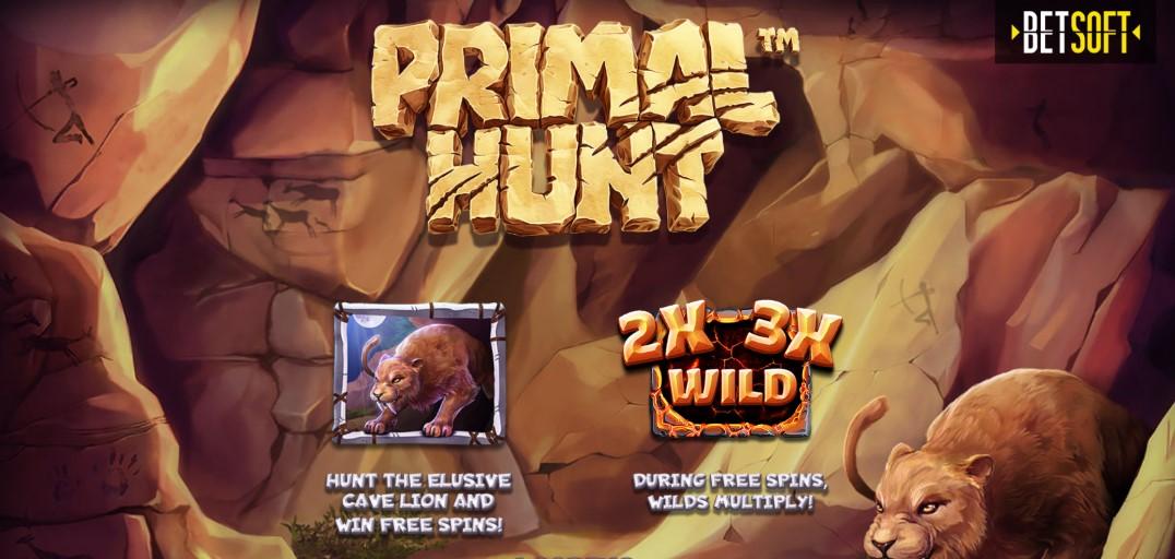 Играть Primal Hunt бесплатно