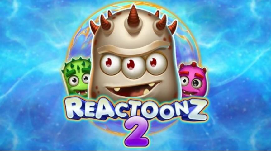 Играть Reactoonz 2 онлайн