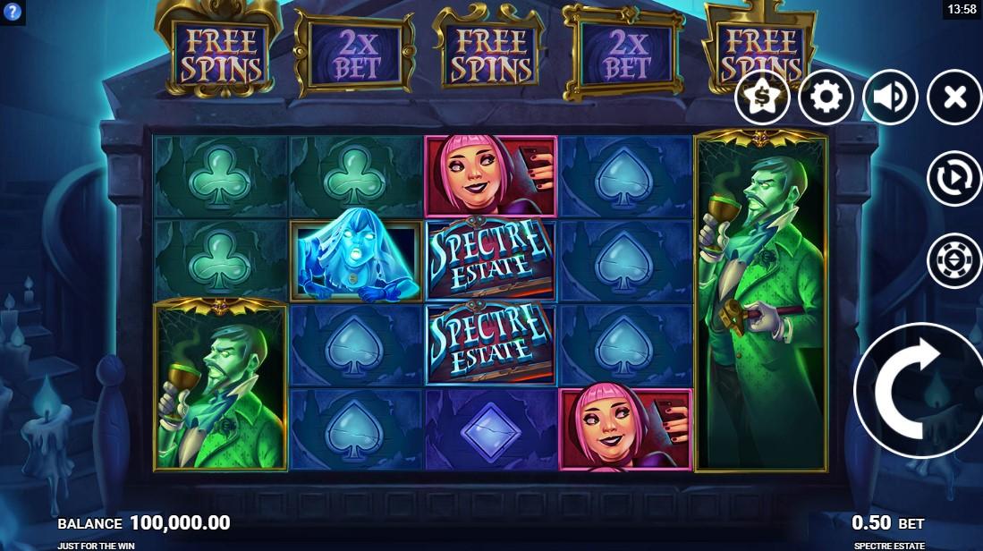 Spectre Estate free slot