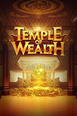 Играть Temple of Wealth онлайн