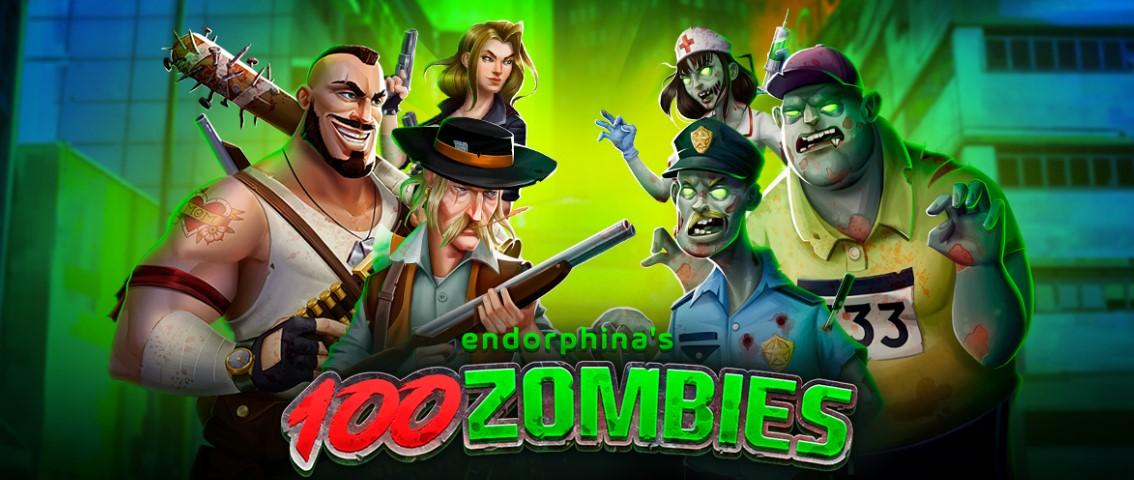 Играть 100 Zombies бесплатно