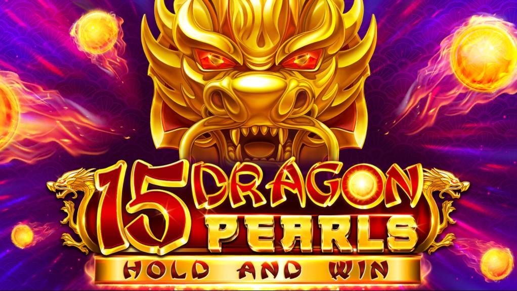 Играть 15 Dragon Pearls бесплатно