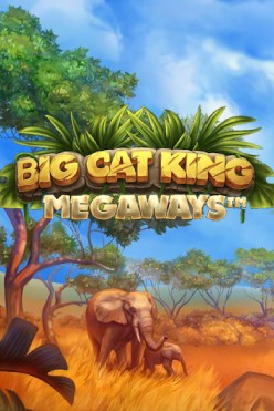 Играть Big Cat King Megaways онлайн