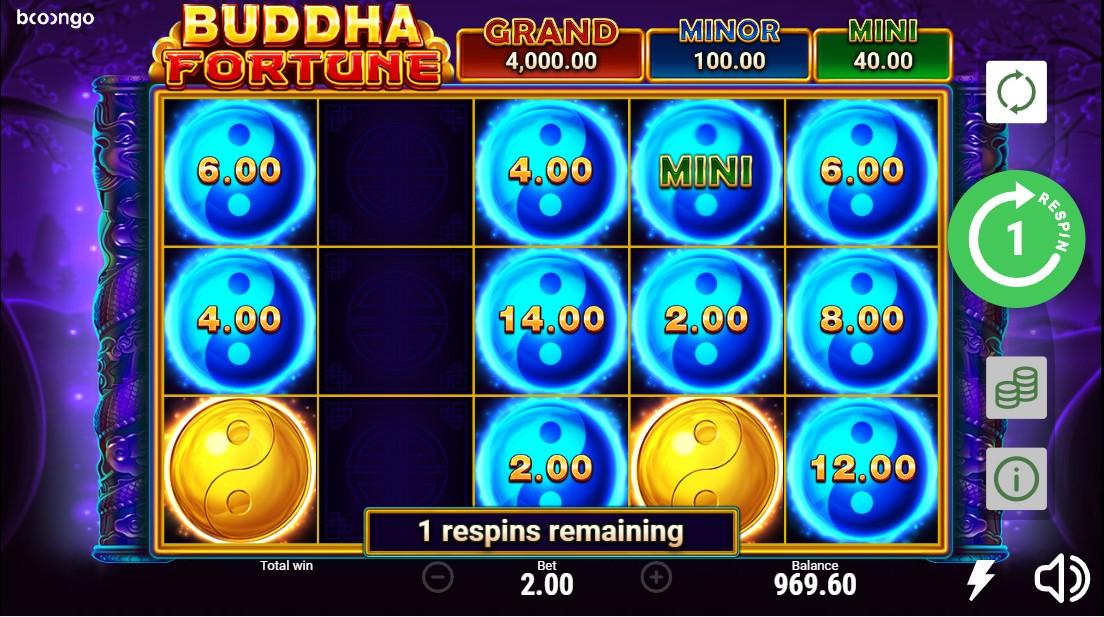 Buddha Fortune онлайн