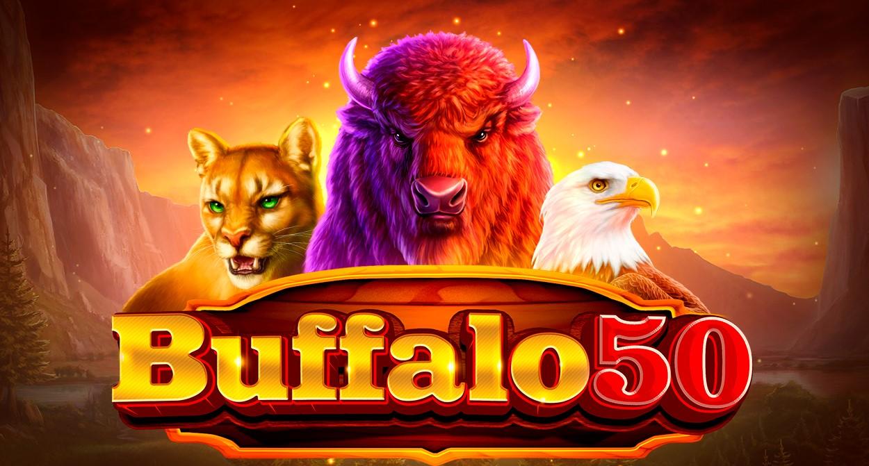 Играть Buffalo 50 бесплатно