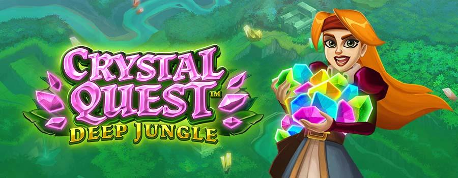Играть Crystal Quest Deep Jungle бесплатно