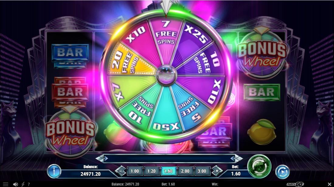 Disco Diamands игровой автомат