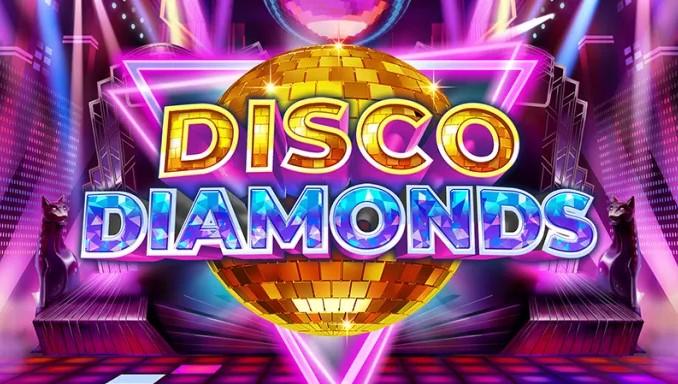 Играть Disco Diamands бесплатно