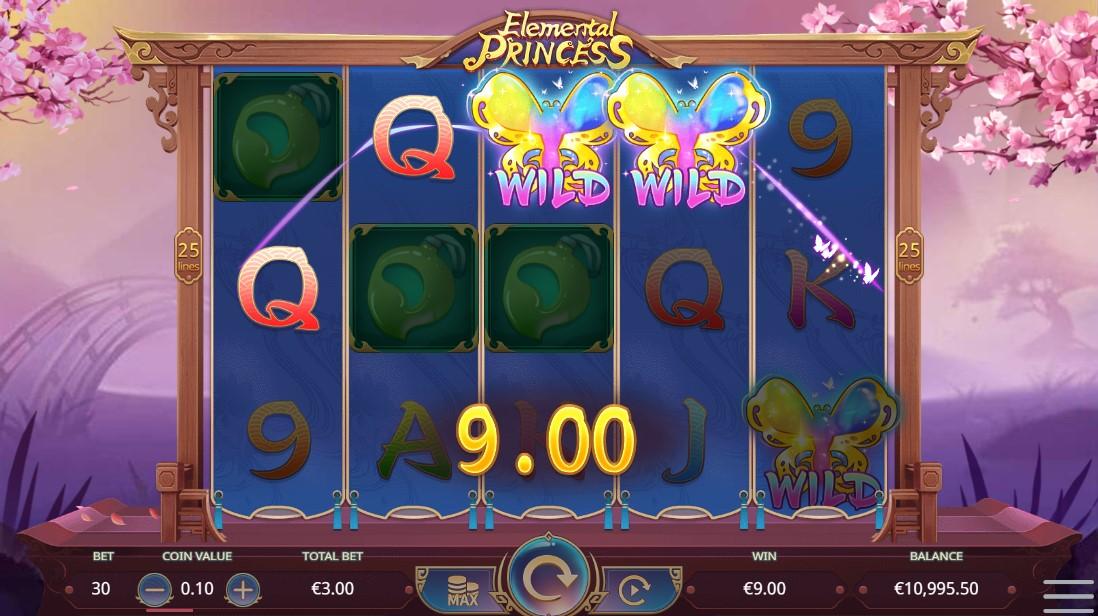 Игровой автомат Elemental Princess