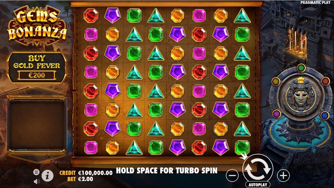 Gems Bonanza free slot
