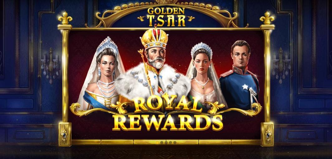 Играть Golden Tsar бесплатно