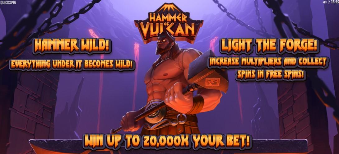 Играть Hammer of Vulcan бесплатно