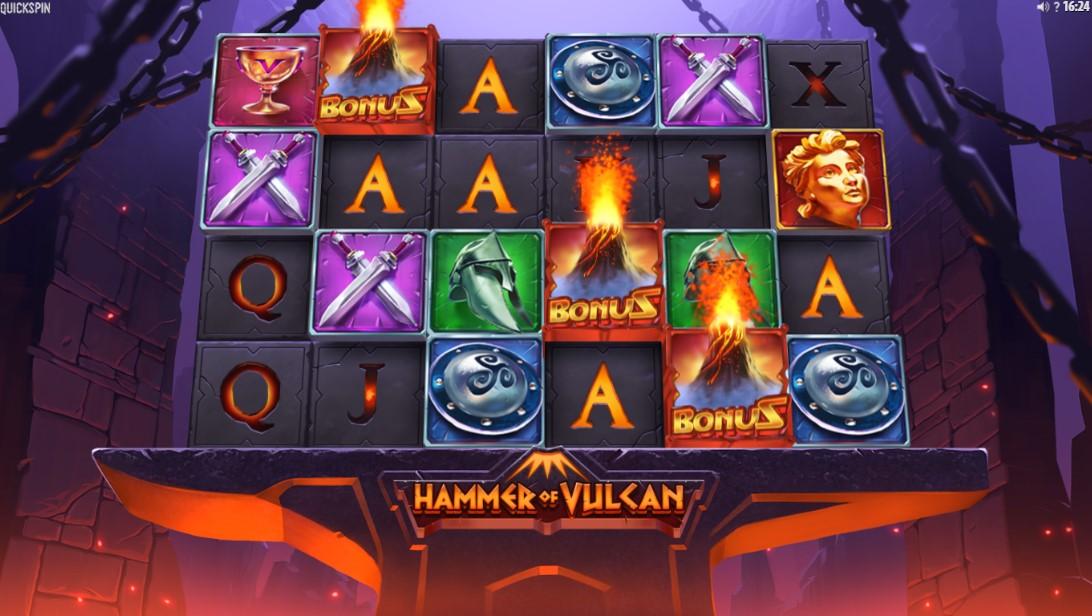 Игровой автоматHammer of Vulcan