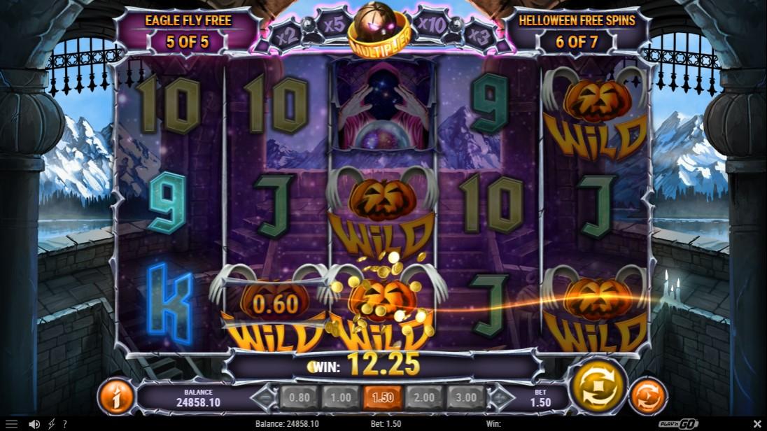 Helloween игровой автомат