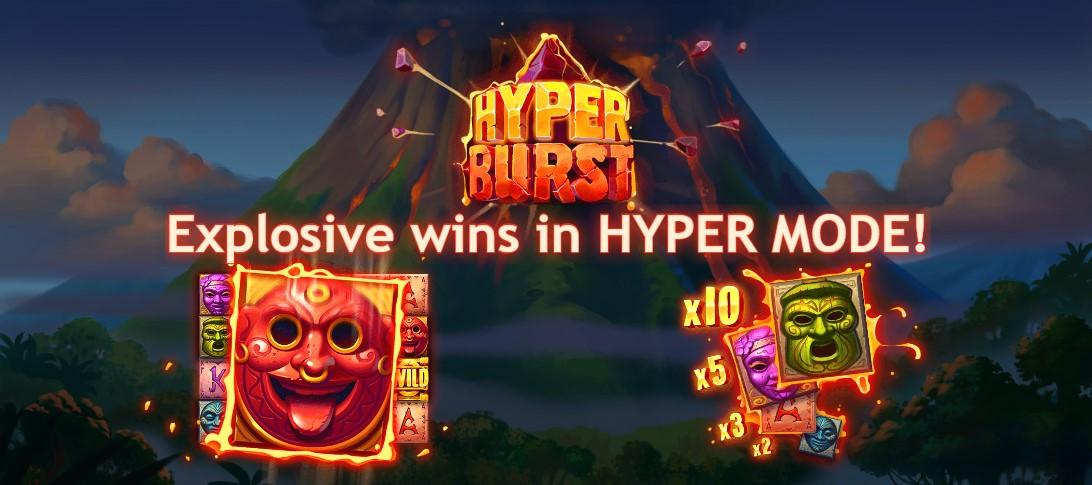 Играть Hyperburst бесплатно