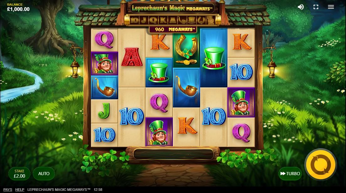 Leprechaun's Magic Megaways бесплатный слот