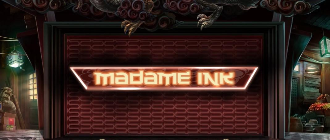 Игграть Madame Ink бесплатно