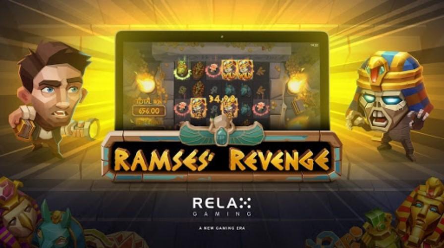 Играть Ramses Revenge бесплатно