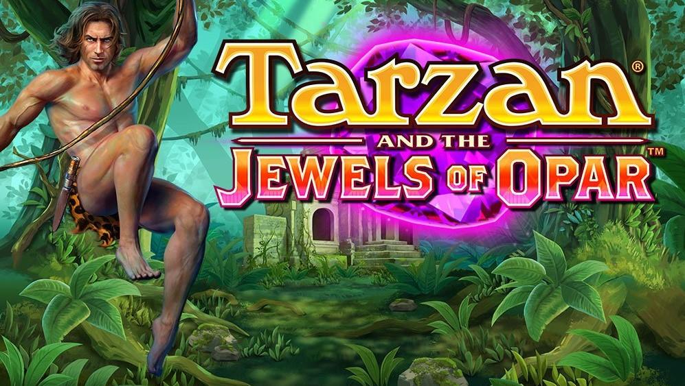 Играть Tarzan and the Jewels of Opar бесплатно