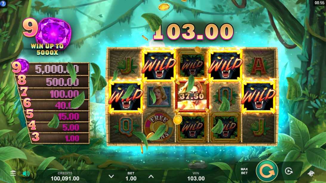 Tarzan and the Jewels of Opar онлайн слот