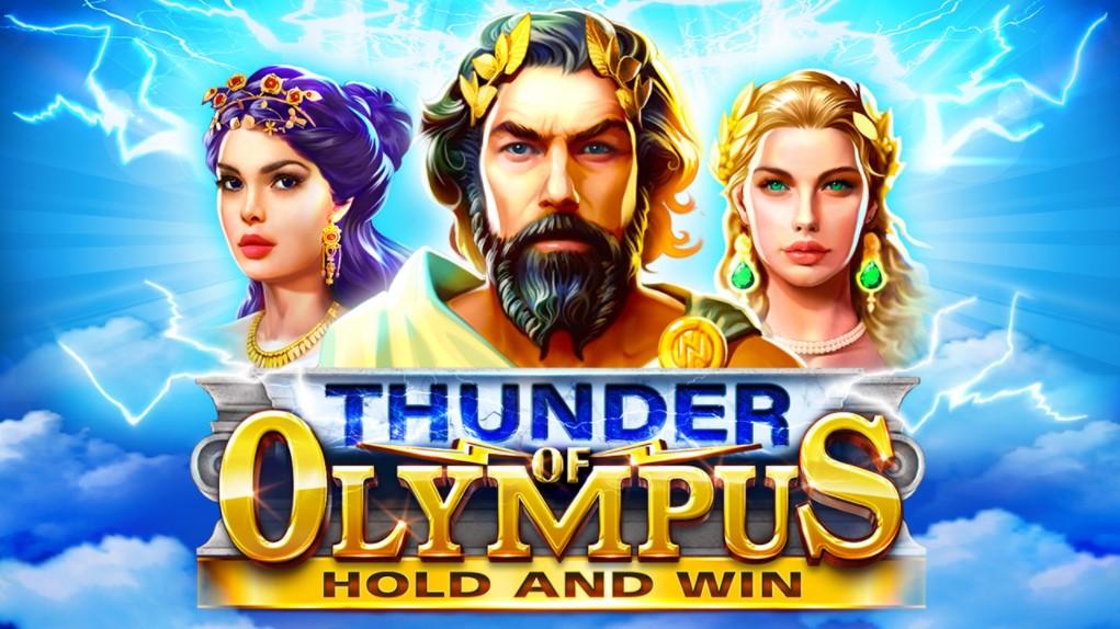 Играть Thunder of Olympus бесплатно