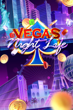 Играть Vegas Night Life онлайн