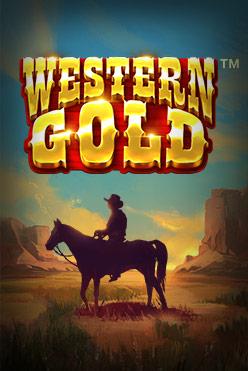 Играть Western Gold онлайн